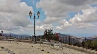 Montalbano Elicona belvedere