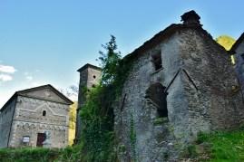 Isola Santa borgo