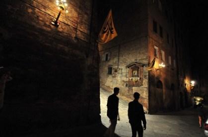 aquila contrada a Siena