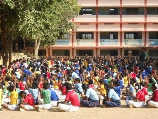 Don Bosco Academy India assemblea