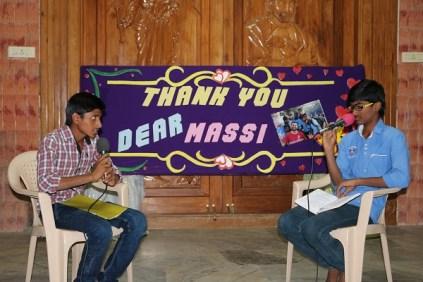 Don Bosco Academy India esta di addio