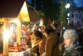 Presepi in Piemonte - Govone mercatino natale