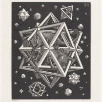 Stelle, xilografia del 1948