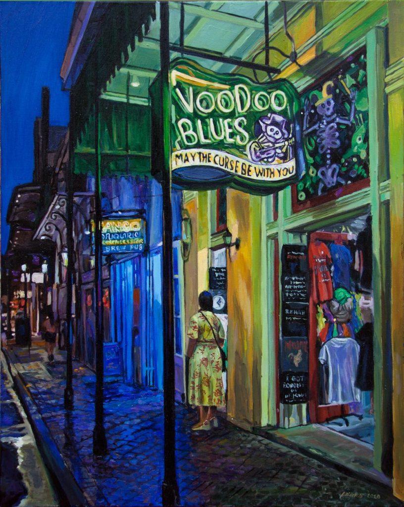 Bourbon Street Nocturne