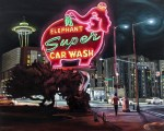 Elephant Super Car Wash, Seattle