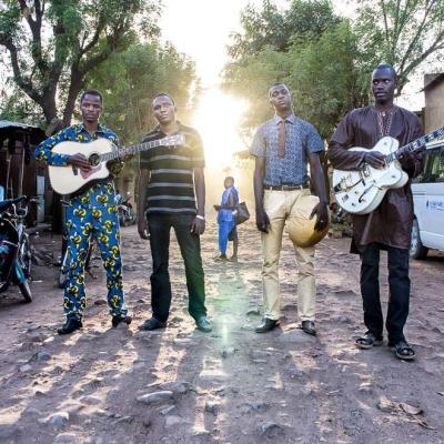 Songhoy Blues from Mali