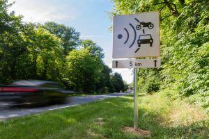 delit exces de vitesse droit routier