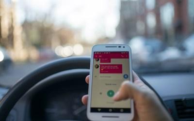Téléphone au volant… une suspension de votre permis est possible !
