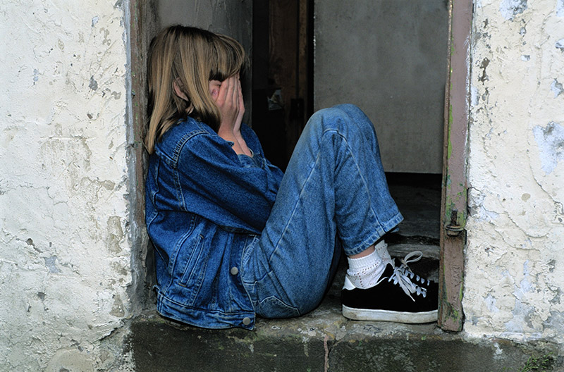 enfant victime de violence en danger