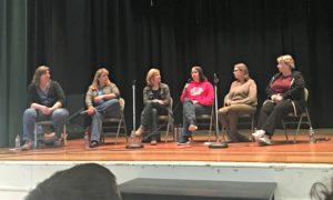 Parent to Parent Forum January 2018