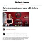 Burbank Infrared Sauna - Burbank Leader