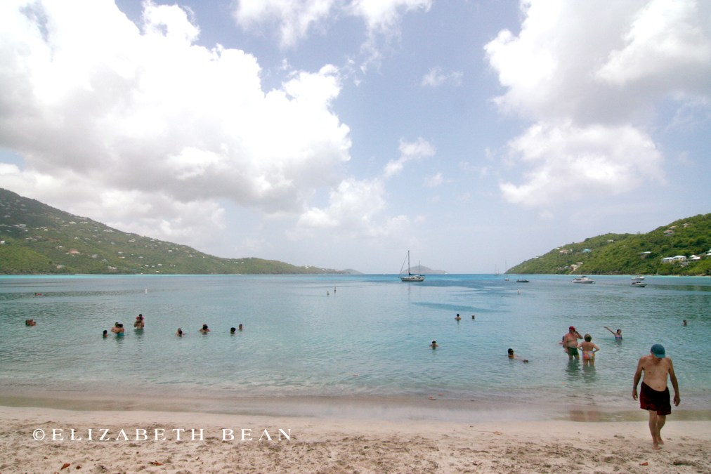 Magen's Bay Beach ~ St. Thomas