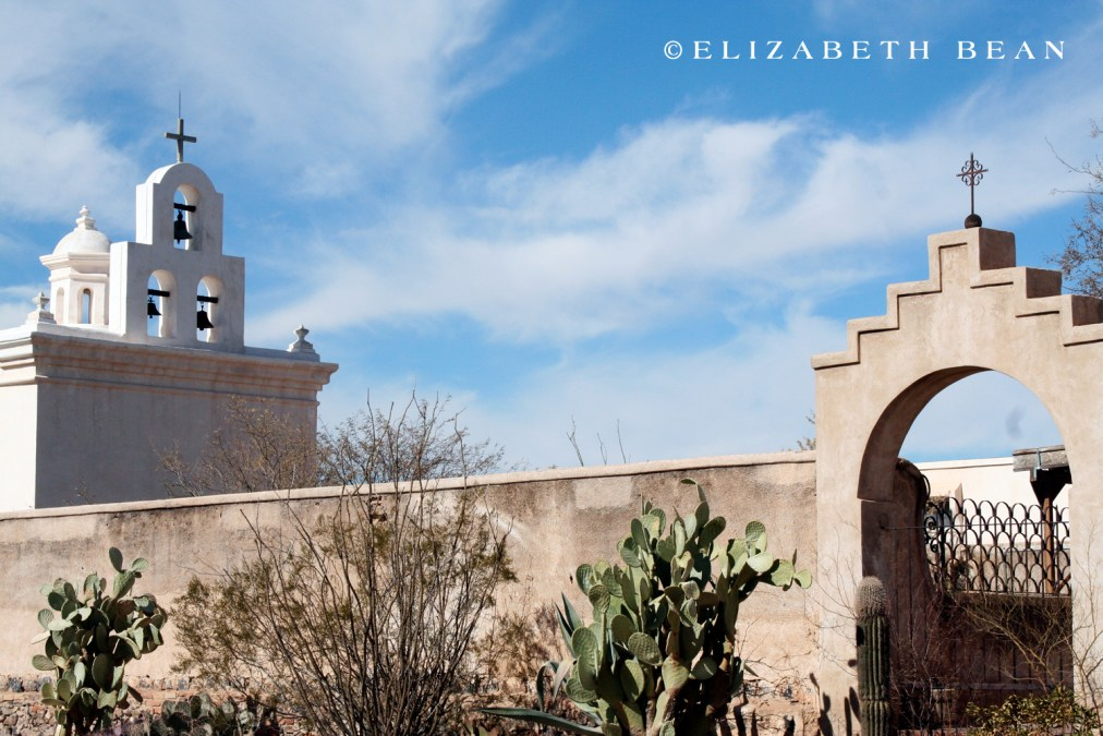 San Xavier del Bac Mission ~ Tucson, Arizona