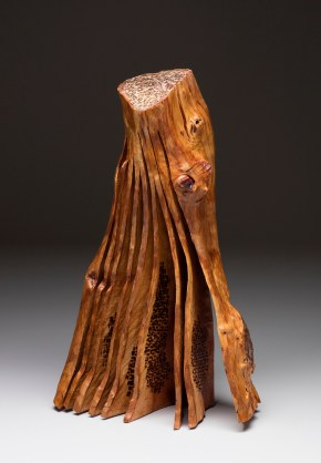 "24"" x 16"" x 6"" Madrone Root '15"