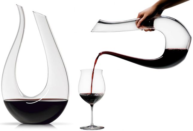 carafer vin decanter vin le dossier