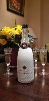 cuvée célébration champagne Vollereaux