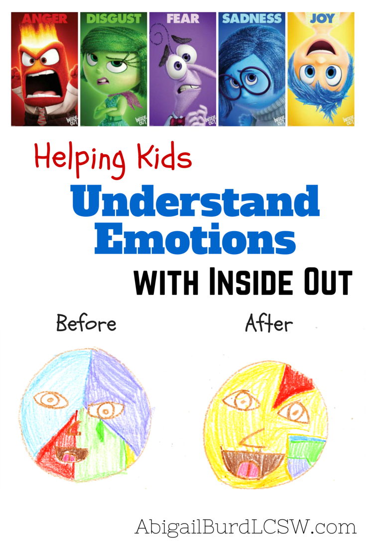 Color Emotions Worksheet