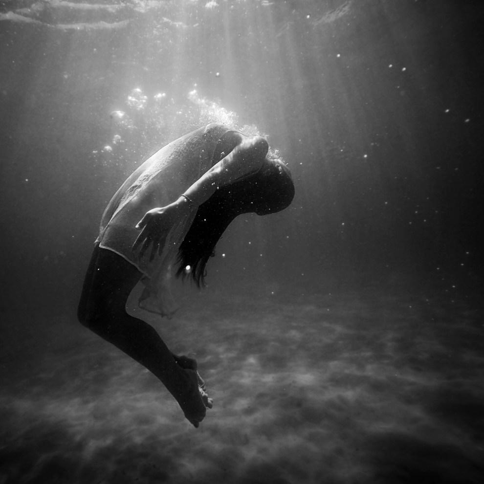 Breathing Underwater: Overcoming Being Overwhelmed