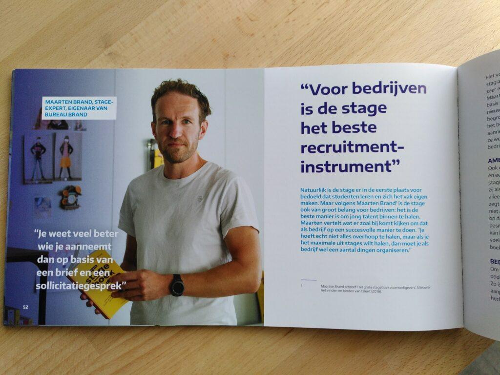 take-x publicatie bureau brand ben Visscher pps creatieve industrie
