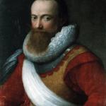 Der sächsische Kammerrat Georg von Pflugk d. Ä. (1569- 1621), einer der Besitzer Postersteins (Museum Burg Posterstein)