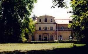 Tannenfeld castle in 2000 (photo: Museum Burg Posterstein)
