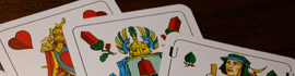 Altenburger Spielkarten - Burg Posterstein
