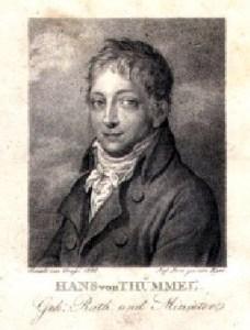 Der Altenburger Minister Hans Willhelm von Thümmel war häufig im Musenhof Löbichau zu Gast.