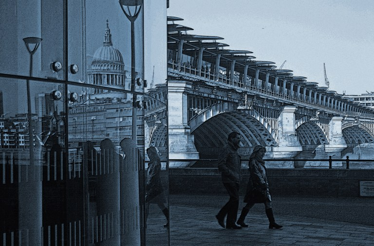 Blackfriars Bridge, 2017 – Frank Rüdiger