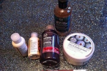 "Shopping in Niederlanden, Teil 2 – ""The Body Shop""-Outlet"