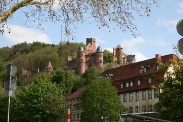 """Burg Wertheim – Hat hier der Verfasser von """"Parzival"""" gewohnt?"""