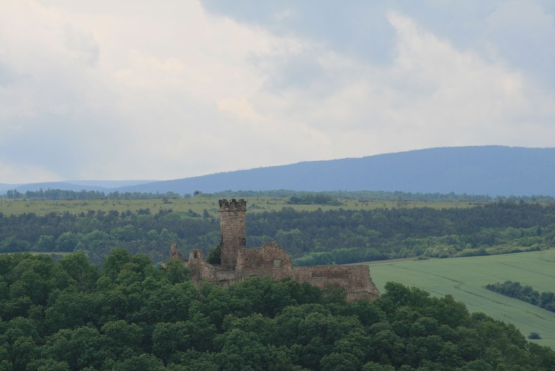 drei gleichen wachsenburg Burg Gleichen Mühlburg Thüringen Burgruine Burghotel