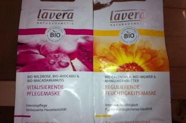 Regulierende Feuchtigkeitsmaske von Lavera