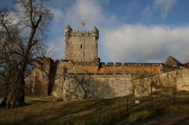 Burg Bentheim – größte Burg Nordwestdeutschlands
