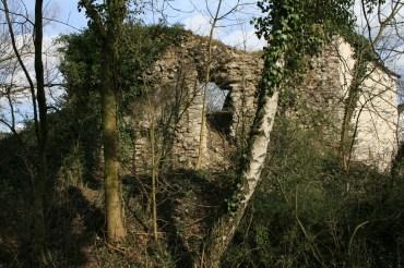 Burgruine Kohlstädt