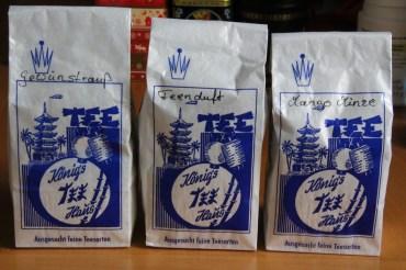 Neues im Tee-Regal