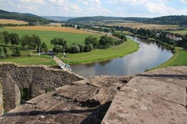 Burg Polle an der Weser – die Burg von Aschenputtel