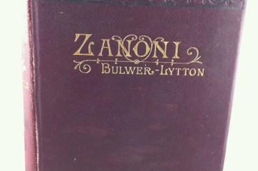 """""""Zanoni – Geschichte eines Magiers"""" von Edward Bulwer-Lytton"""