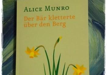 """""""Der Bär kletterte über den Berg"""" von Alice Munro"""