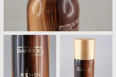 Alterna • Bamboo Smooth • Kendi Dry Oil Micromist
