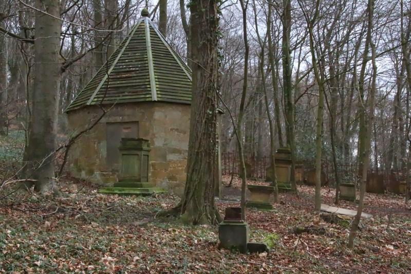 Friedhof, Halle Westfalen