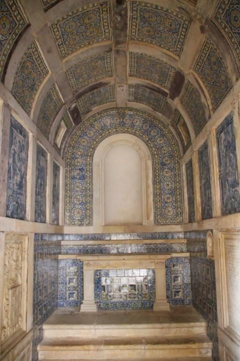 Burg Kloster Tomar Heiliger Gral Portugal