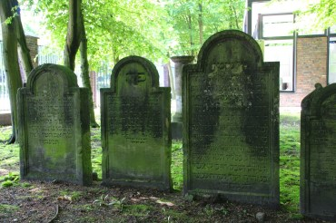 Jüdischer Friedhof in Hamburg – Altona