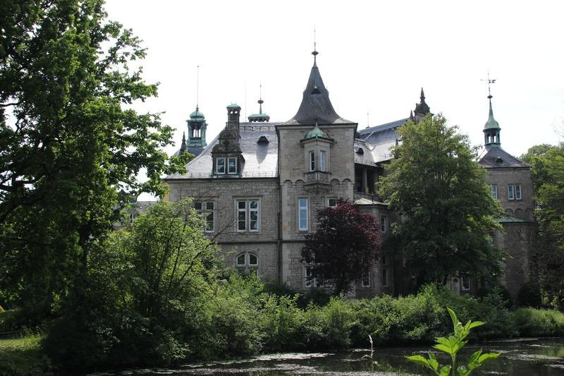 Schloss-Bückeburg, Schlösser der Weserrenaissande