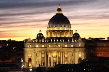 Ausflug nach Rom samt kleinem Kosmetikeinkauf
