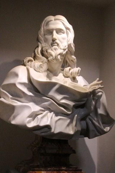 Salvator Mundi von Bernini