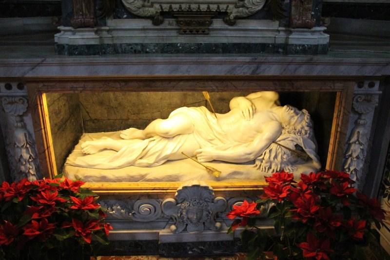 Heiliger Sebastian von Antonio Gioretti
