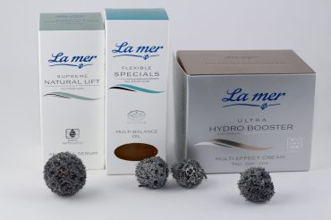 Inhaltsstoffe in La mer Produkten – Multi Balance-Oil * Natural Lift-Serum * Ultra Hydro Booster