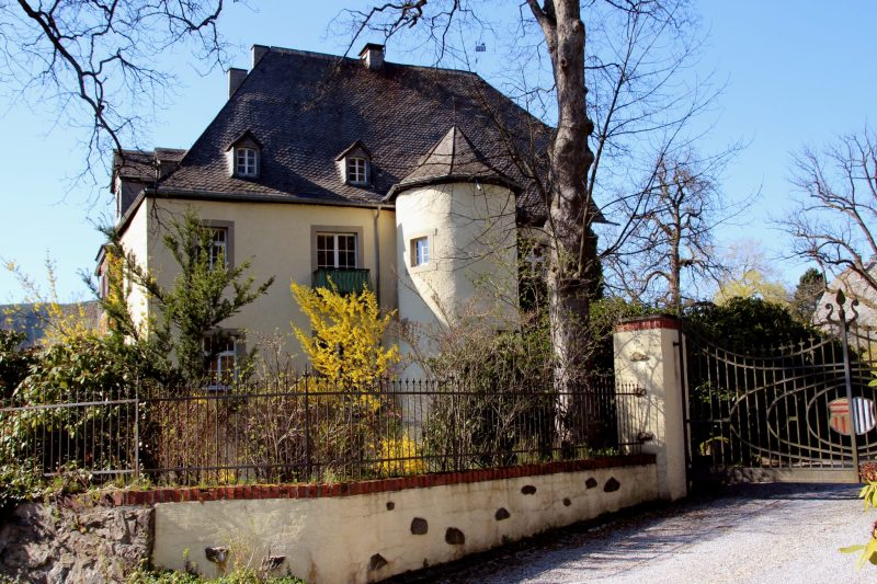 Schloss Bruchhausen bei Olsberg, Sauerland