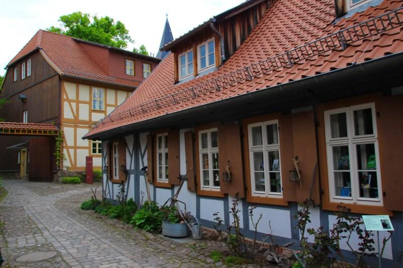 Café Kloster Drübeck, Harzer Klosterwanderweg