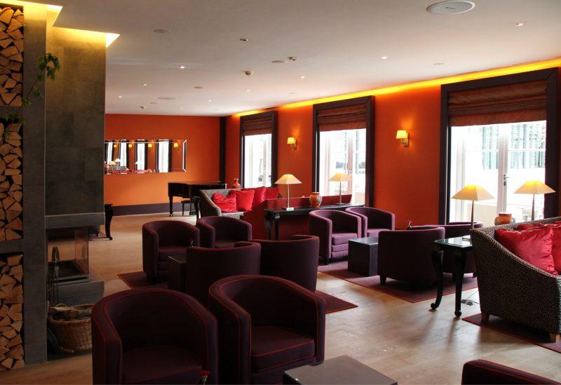 Hotelbar, Gräflicher Park Grand Resort, Bad Driburg